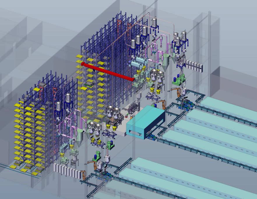 南大紫金:nmes平台助力打造锂电材料智能工厂
