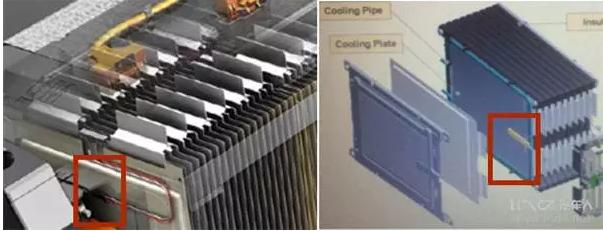 软包锂电芯结构图